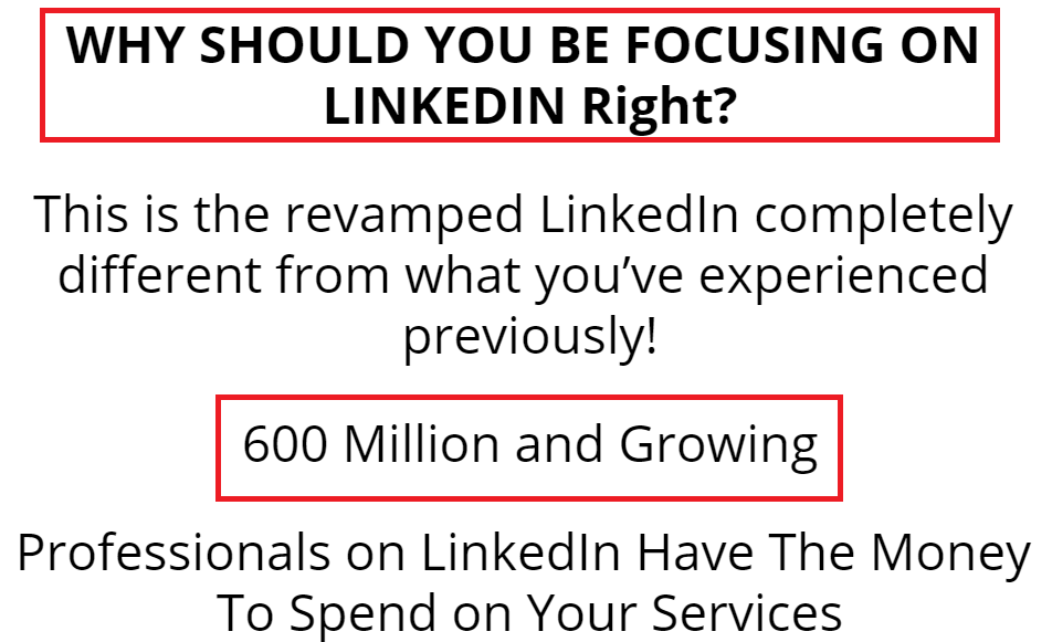 Linkedin Funnel Program Review