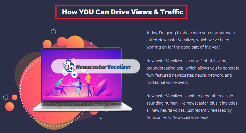 NewscasterVocalizer Review
