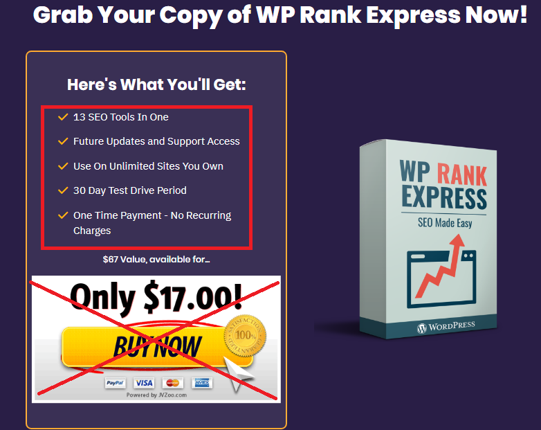 WP Rank Express Review