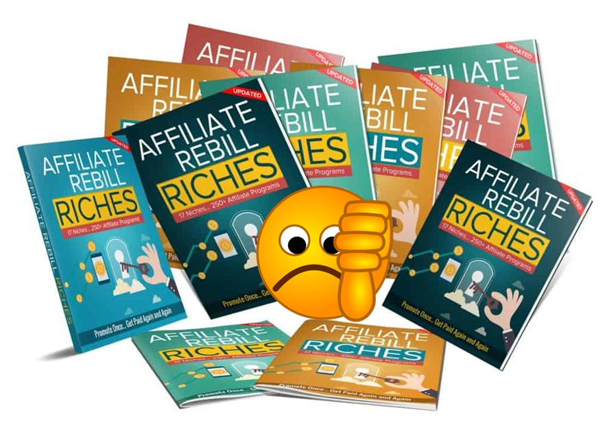 Affiliate Rebill Riches Review