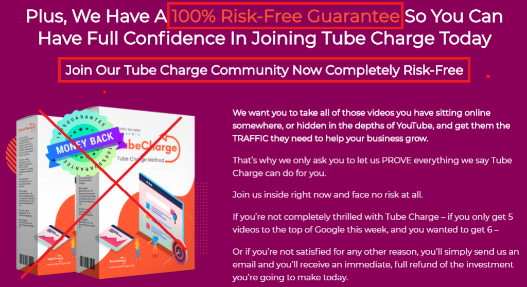Tube Charge Review