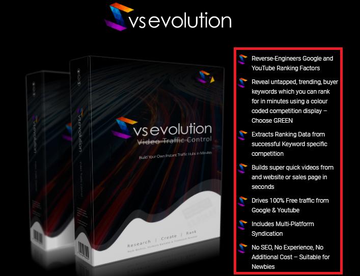VS Evolution Review