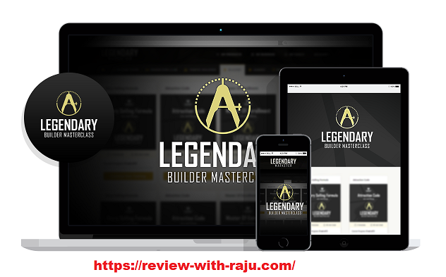 Company Website Legendary Marketer