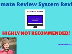 Ultimate Review System Review