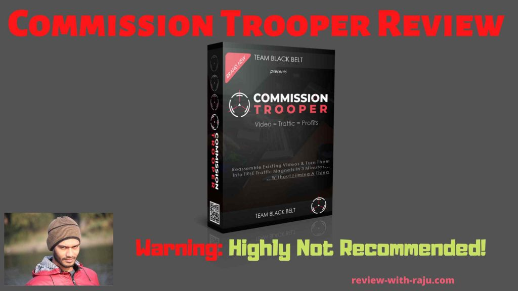 Commission Trooper Review