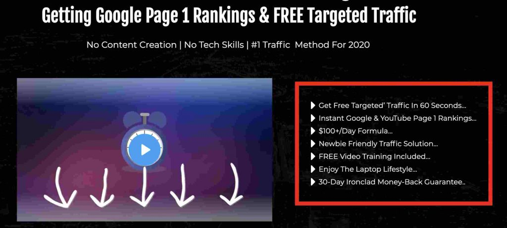 First Page Profits Review