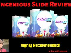 Ingenious Slide Review