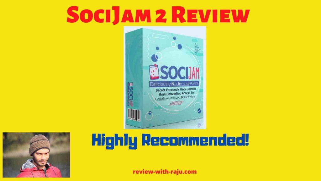 SociJam 2 Review