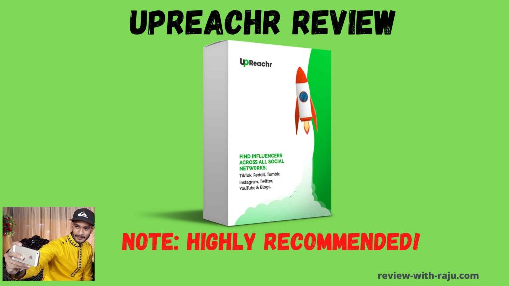 Upreachr Review