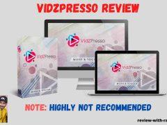 VidZPresso Review