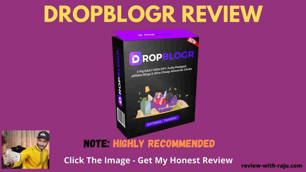 DropBlogr Review