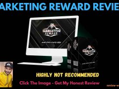 Marketing Reward Review