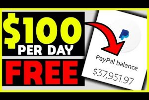 Make $100 Per Day