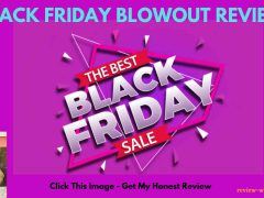 Black Friday Blowout Review