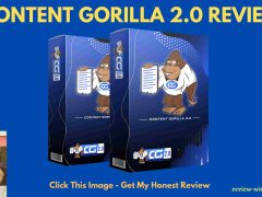Content Gorilla 2.0 Review