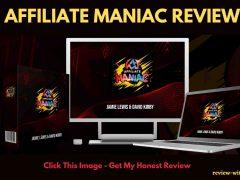 Affiliate Maniac Review
