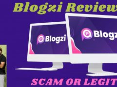 Blogzi Review