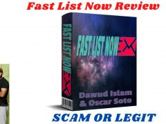 Fast List Now Review