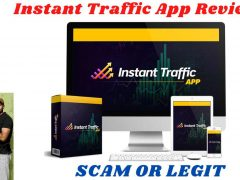 Instant Traffic App Review