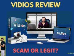 Vidios Review