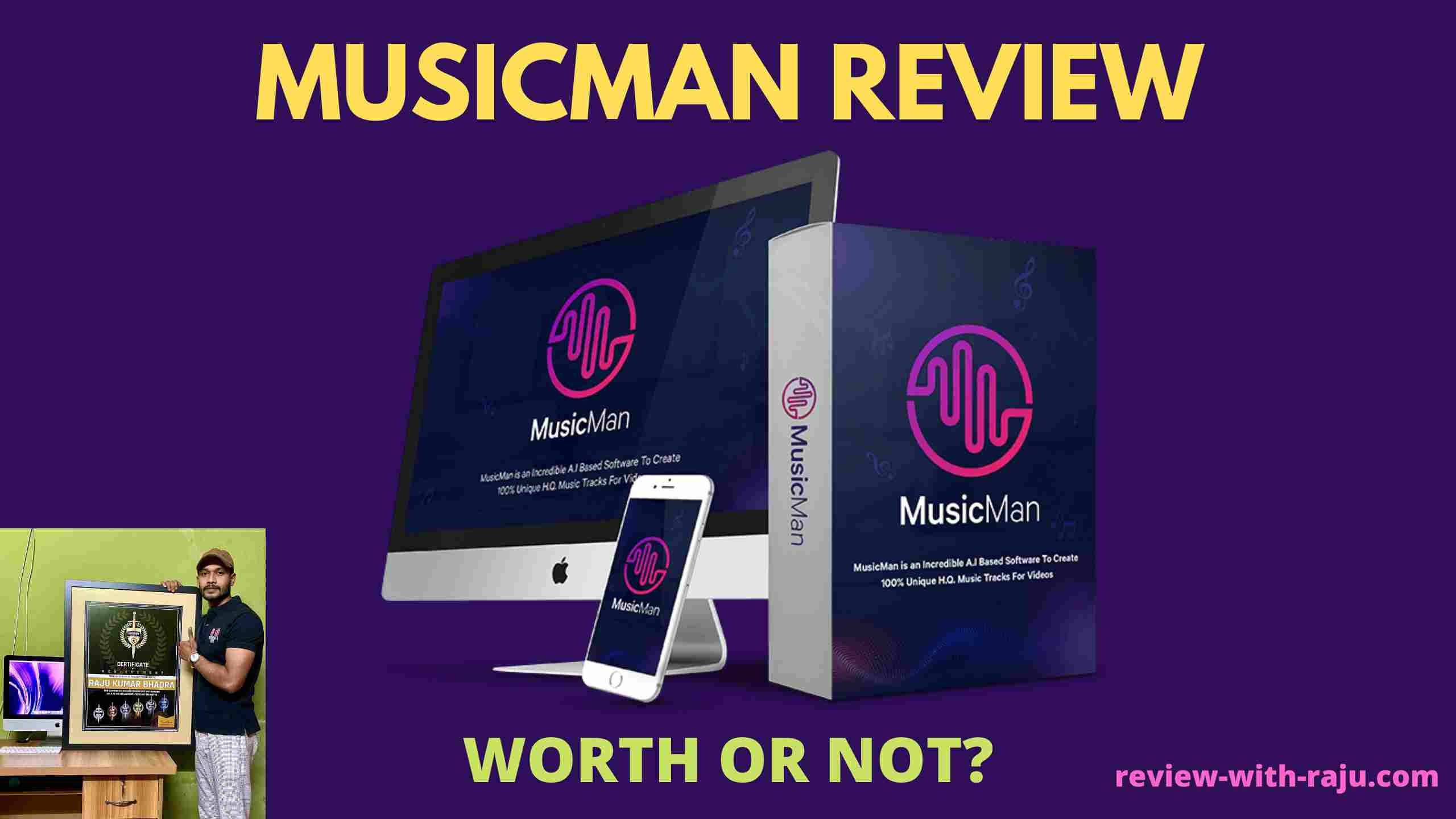 MusicMan Review - (Wait) Should I Get MusicMan? - Jai Sharma