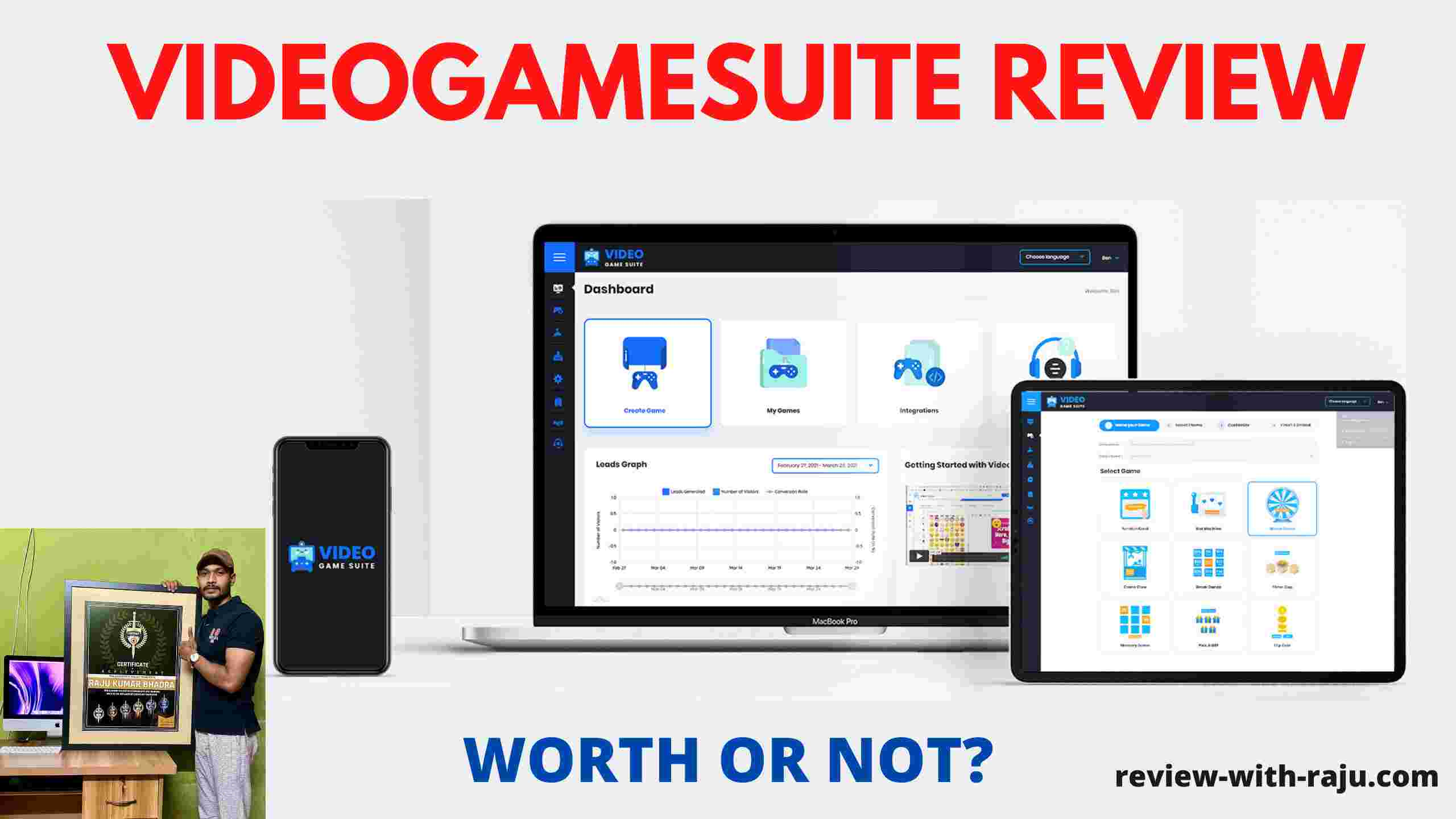 VideoGameSuite Review ~ (Wait) Should I Get It? - Ben Murray