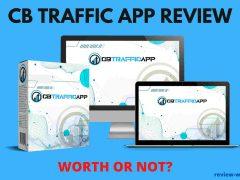 CB Traffic App Review