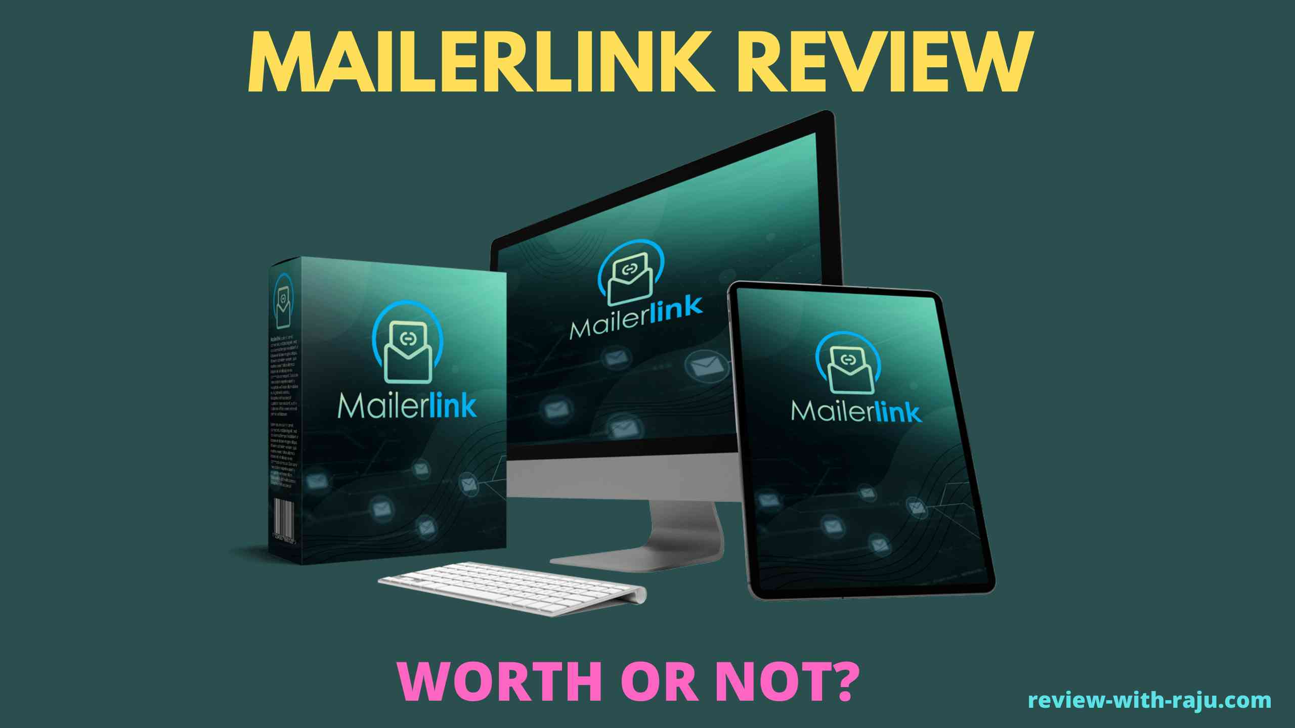 MailerLink Review | Recommended to Not?  (Branson Tay)