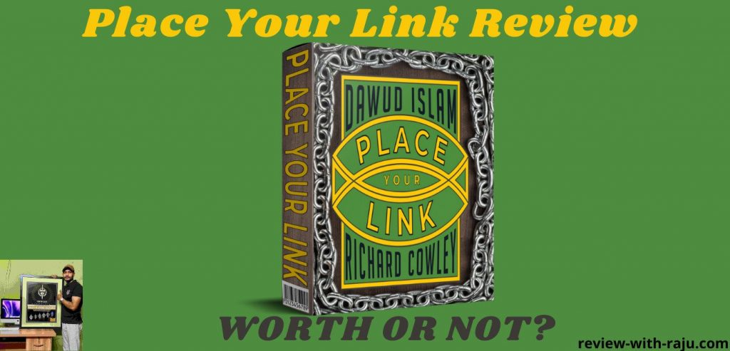 Place Your Link Review