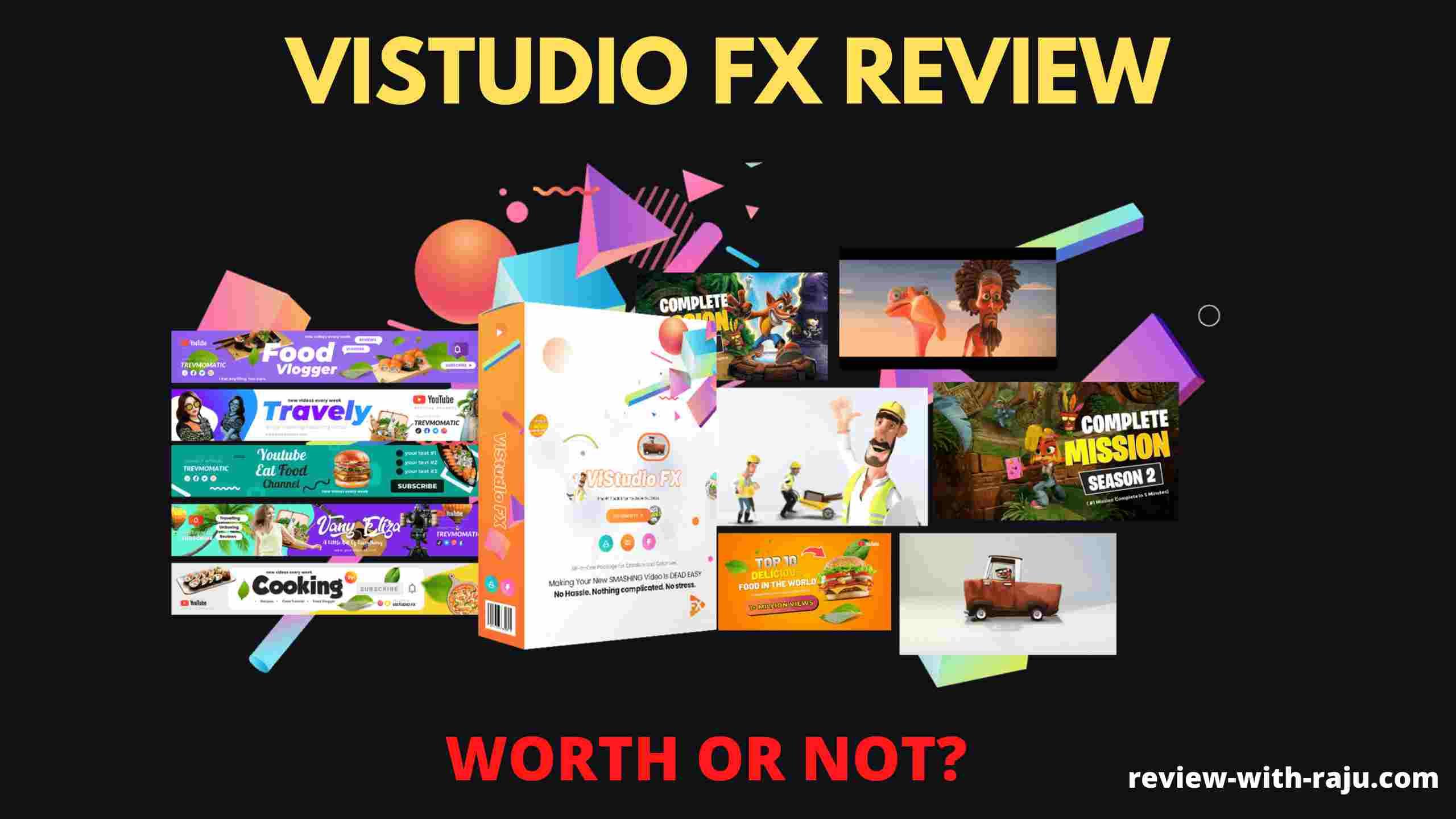 ViStudio FX Review | Should I Buy IT? - Azam Dzulfikar