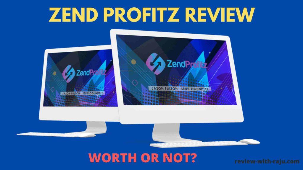 Zend Profitz Review