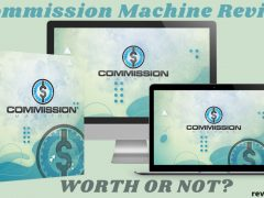 Commission Machine Review