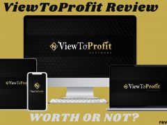 ViewToProfit Review