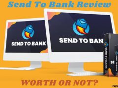 Send To Bank Review